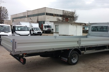 Heger Board platform IVECO  DAILY