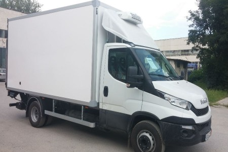 Хегер Падащ борд IVECO 160612