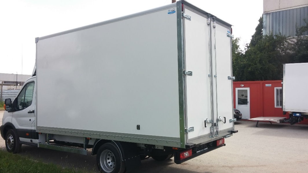 Фургон Хегер FORD 160436