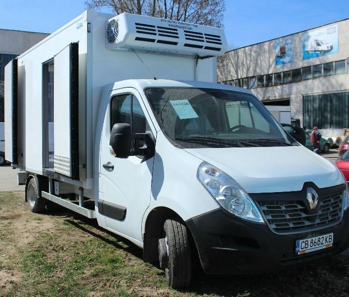 Фургон Хегер Renault Master 161026