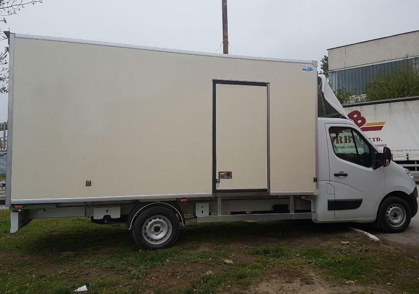Фургон Хегер Renault Master 170313