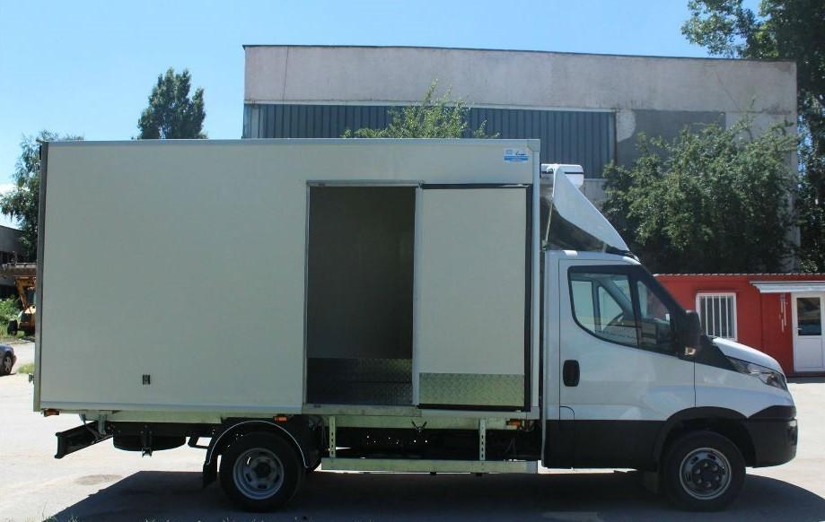 Хегер Хладилен фургон 170520