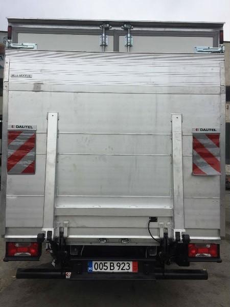 Фургон Хегер Iveco 170523