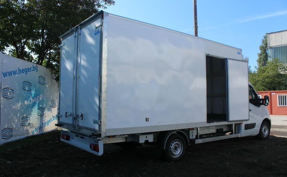 Фургон Хегер Renault 170405